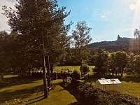 Ubytování se zahradou v Českým ráji - chalupa k pronajmutí Ktová