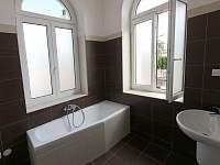 Pokoj č.5 koupelna - Turnov