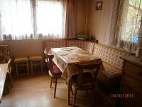 Tužín - chata k pronájmu - 5