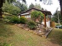 Chata ubytování v obci Bertoldka