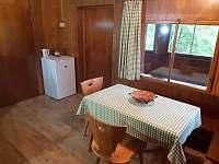 Kuchyň - chata k pronájmu Rakousy