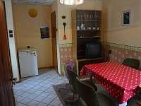 Kuchyň- malý apartmán