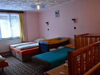 Ložnice- malý apartmán