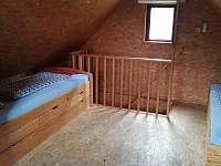 ložnice -klimatizace - pronájem chaty Libošovice - Rytířova Lhota