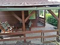 pergola - chata k pronajmutí Libošovice - Rytířova Lhota