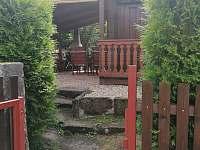 vstup - chata k pronájmu Libošovice - Rytířova Lhota