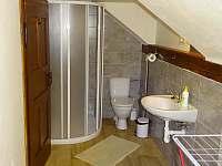 pětilůžkový pokoj 1.patro - Radvánovice