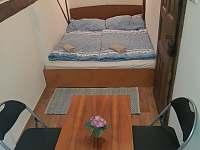 pětilůžkový pokoj 1.patro - pronájem apartmánu Radvánovice