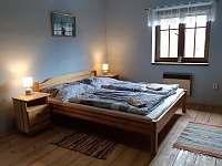 pětilůžkový pokoj 1.patro - apartmán k pronájmu Radvánovice