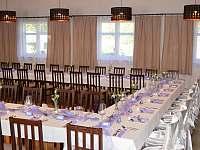 Svatební tabule - Dobšín - Kamenice