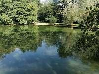 Chata u rybníka - pronájem chaty - 1 Osek u Sobotky