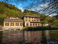 Secesní hydroelektrárna Spálov -