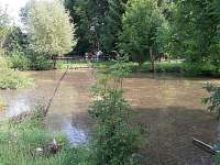 rybníček - Mladějov - Hubojedy