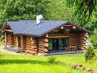 Levné ubytování Koupaliště Lomnice nad Popelkou Srub k pronajmutí - Ploužnice pod Táborem