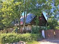 ubytování Skiareál Šachty Vysoké nad Jizerou na chalupě k pronájmu - Holenice