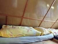 Ložnice Hanča - chata ubytování Branžež