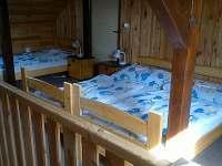 Ložnice č.p. 2 - část B - pronájem chalupy Karlovice část Svatoňovice