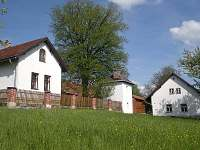 ubytování Karlovice část Svatoňovice Chalupa k pronajmutí