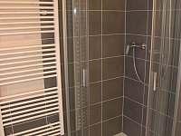 koupelna - apartmán k pronajmutí Turnov