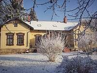 Šimákova vila Turnov - apartmán k pronájmu