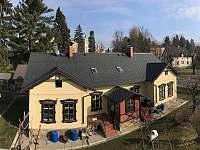 Šimákova vila Turnov - apartmán k pronajmutí