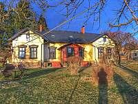Šimákova vila Turnov - apartmán ubytování Turnov