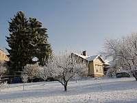 Šimákova vila Turnov - pronájem apartmánu