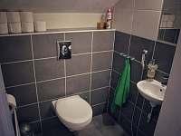 WC - apartmán k pronájmu Turnov