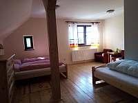 Apartmán 1 - Mírová pod Kozákovem - Hrachovice
