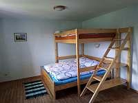 Apartmán 2 - chalupa k pronajmutí Mírová pod Kozákovem - Hrachovice