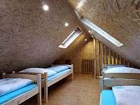 Apartmán 4 - ložnice - Mírová pod Kozákovem - Hrachovice