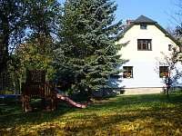 Chalupa k pronajmutí - dovolená  Roudenský rybník rekreace Mírová pod Kozákovem - Hrachovice