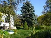 Prostorná oplocená zahrada. - Mírová pod Kozákovem - Hrachovice