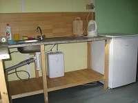 kuchyňka (teplá studenaávoda)