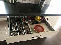 Vybavení kuchyně - Pařezská Lhota