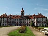zámek Mnichovo Hradiště - Ploukonice