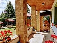 1.terasa s brankou - Pařezská Lhota