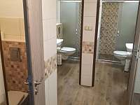Koupelna I - pronájem chalupy Rakousy