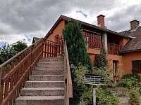 Apartmán na horách - dovolená  Komárovský rybník rekreace Žďár - Doubrava