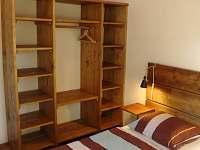 Ložnice 2 - pronájem apartmánu Libunec