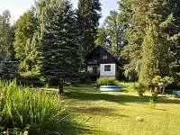 Chata Březka - ubytování Březka - Jinolice
