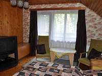 ložnice č.1 - chata ubytování Březka - Jinolice
