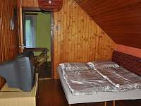 ložnice č.2 - pronájem chaty Březka - Jinolice