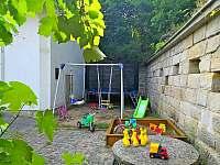 Hřišťátko - chalupa ubytování Branžež