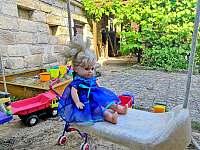 Panenka Josefína - chalupa k pronájmu Branžež