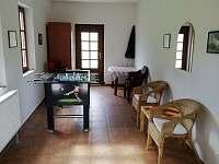 Vstupní hala - rekreační dům ubytování Kyje