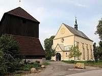 Obrácené zvony v Rovensku pod Troskami -