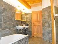 Koupelna se saunou - Záhoří - Dlouhý