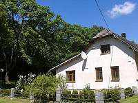Chata k pronajmutí - okolí Doubravy
