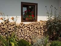 Zahrada - chalupa k pronajmutí Pařezská Lhota